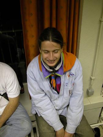 2003-2004 - Weekend - HER - Oostduinkerke (2003-10-24)