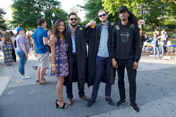 Emory Commencement Weekend 2016