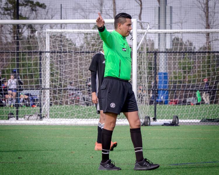 Referee Gorda 12.8.18