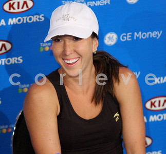 19 Jan 09 -  Jelena Jankovic / Interview