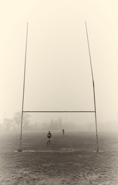 Niebla en Orcasitas