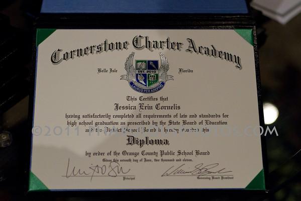 Cornerstone Charter Academy Class of 2011