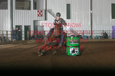 sat 1. BFA futurity 2nd barrel