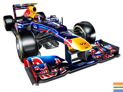 2012 Red Bull Launch