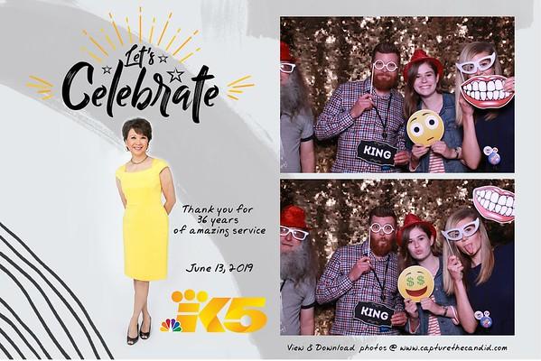 Lori Goodbye Party 2019 (King 5 News)