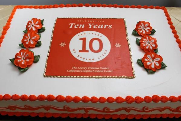 2014 CHMC 10 Year Trauma Center Anniversary