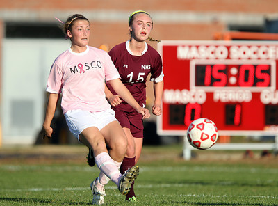 Masco vs Newburyport CAL Girls Soccer