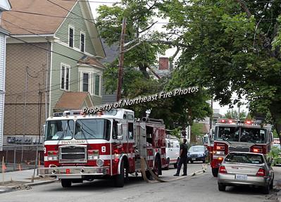 Providence- Hudson Street- 6/9/10