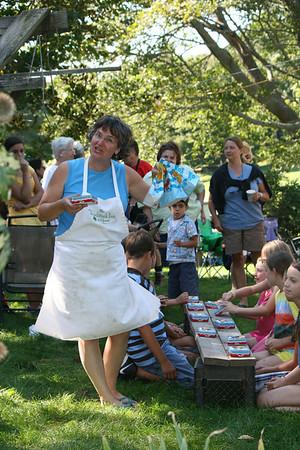 Bennett Labor Day 8/31/2008
