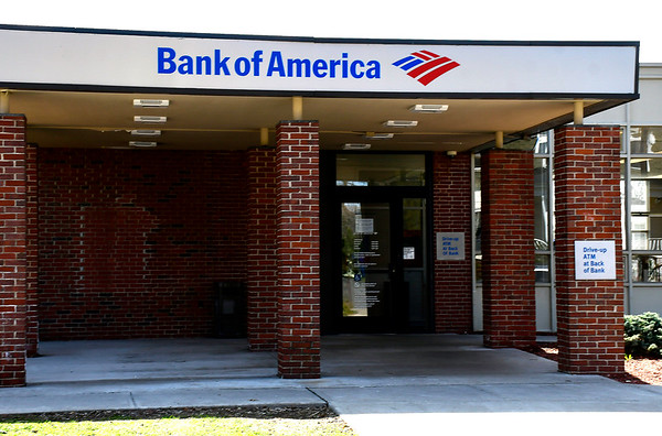 4/7/2020 Mike Orazzi | StaffrBank of America on West Main Street in New Britain.