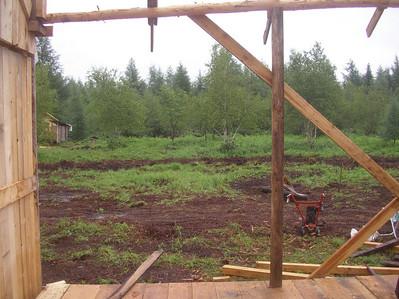 2008-07-18 Construction au village des brumes par Martin Houle
