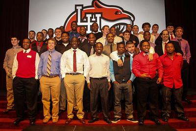 LHHS Football Banquet