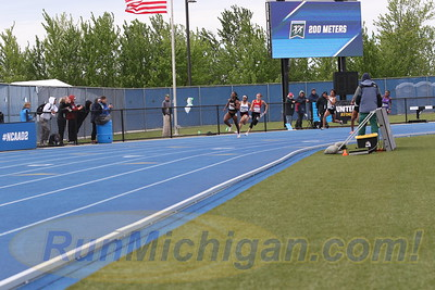 200M Prelims Women - 2021 NCAA Division II Outdoor Track & Field Championships