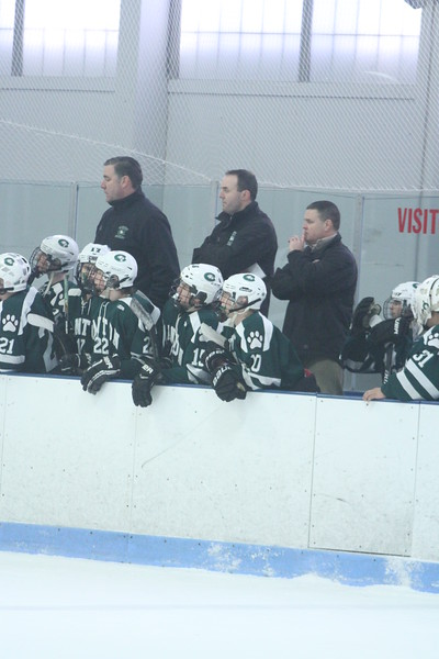 Playoff Game vs Plymouth South