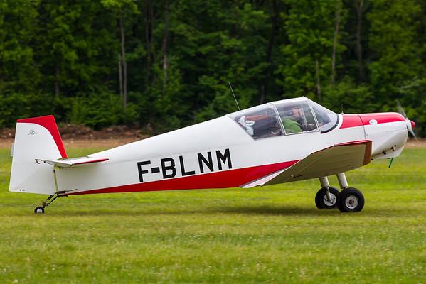 F-BLNM - Wassmer Jodel D-112 Club