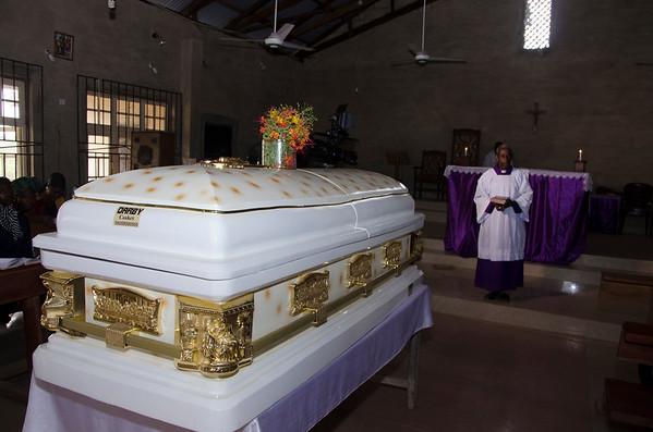 Late Mrs Elizabeth Mojirola Ojo