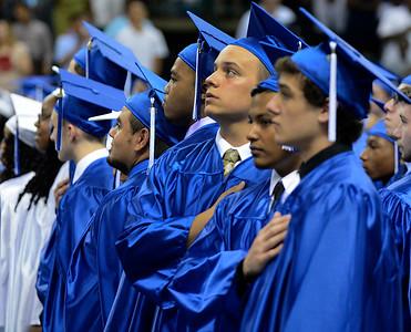 Ewing High School 2015 graduation