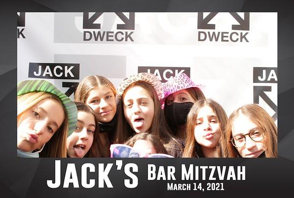 Jack's Bar Mitzvah Photo station