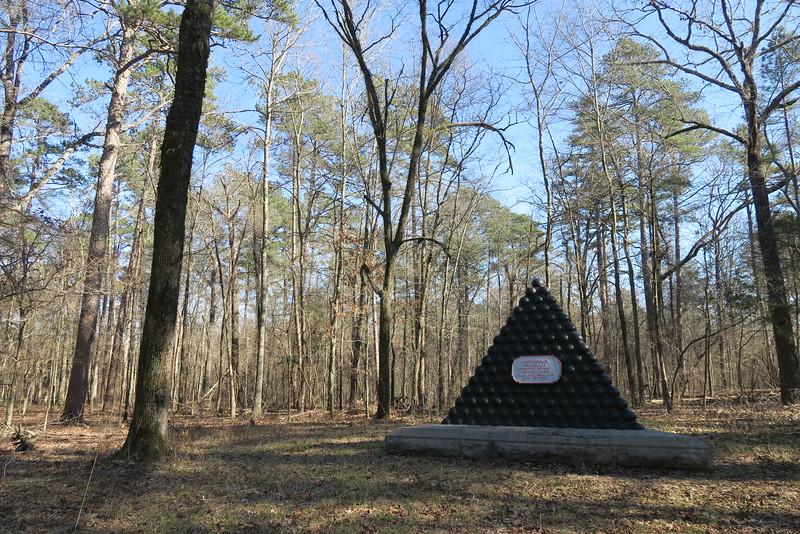 Day 3 - Deshler Monument