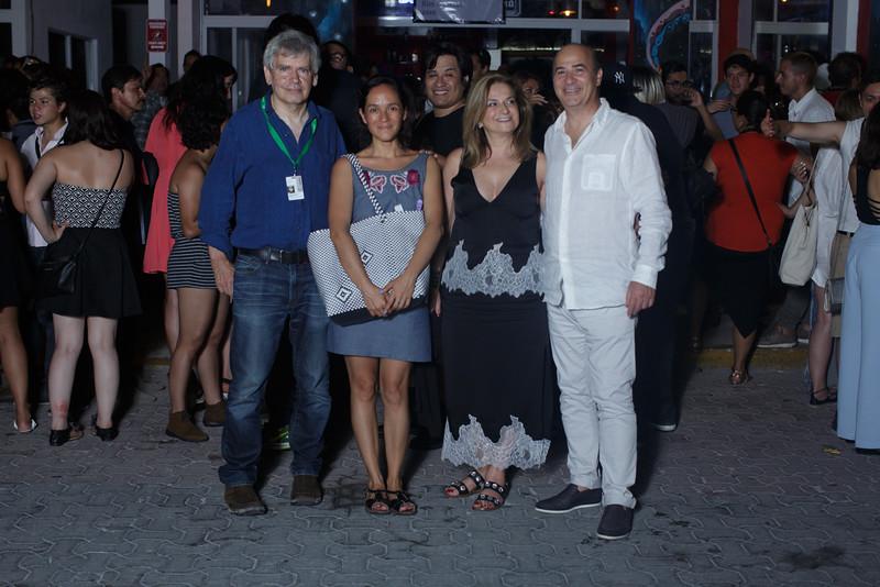 John Gianvito, Isabel Rojas, Sylvianne Akerman, Claudio Franco