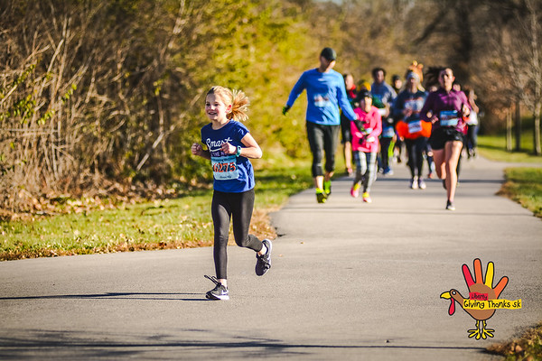 Liberty Giving Thanks 5K - 2017