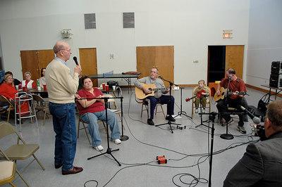 Saturday Night Singing 10-22-06