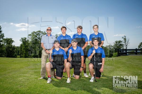 2017 Golf Teams