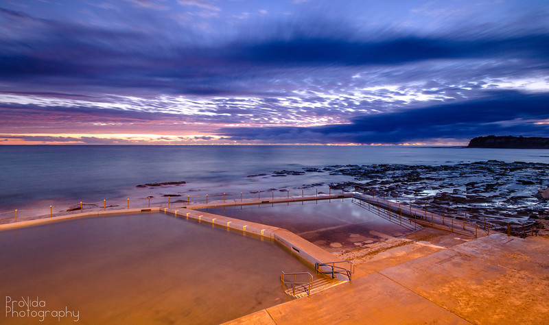 Collaroy Rockpool by dproesmans