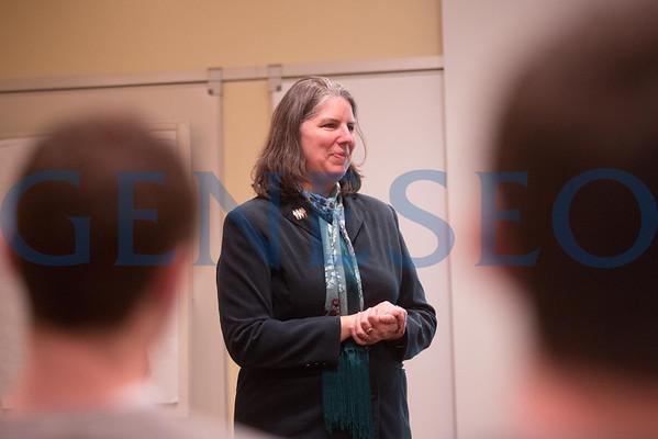 Lynn Manning '79 Pearls of Wisdom