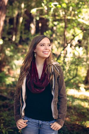 Leah's Senior Portrait