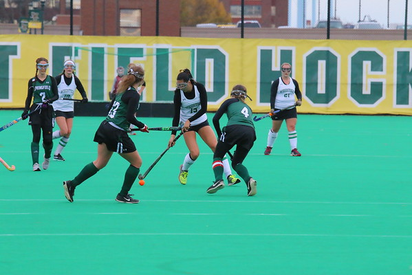 WUHS Field Hockey Finals, 2016