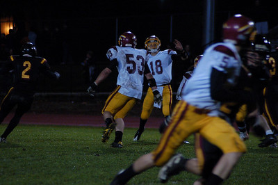 2010 TDW FB vs Creescent Valley