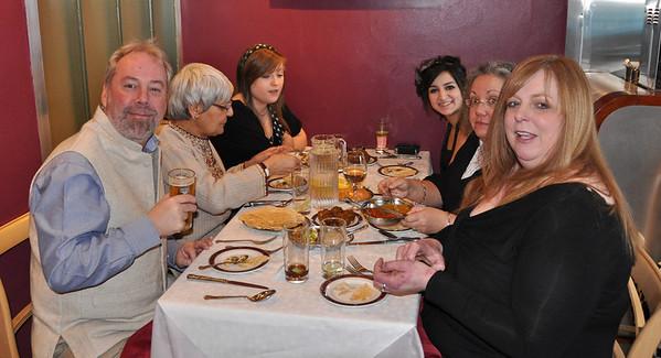 Paulette & Atul's 50th Birthday 30/01/10