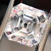 2.02ct Vintage Asscher Cut Diamond GIA E VVS2 3