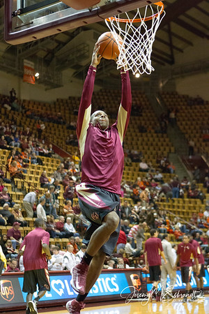 FSU vs Virginia Tech - 02-24-13