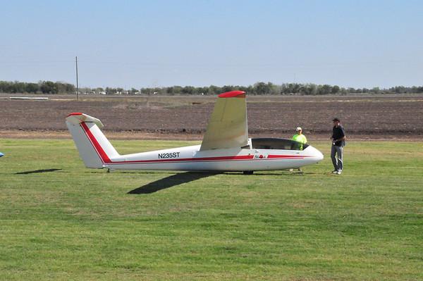Glider Ride - Oct 2011 - Dad