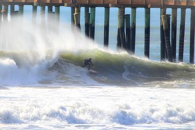 Winter surf 2020