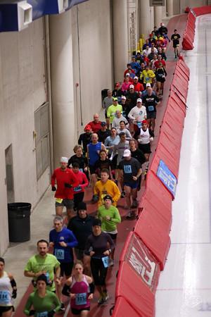 InStep Icebreaker Indoor Half Marathon 1