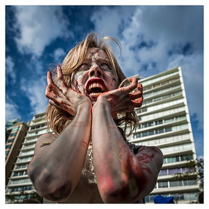 Van Zombie Day 2015