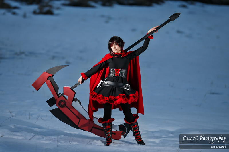 Ruby (AntiAiChan ) from RWBY