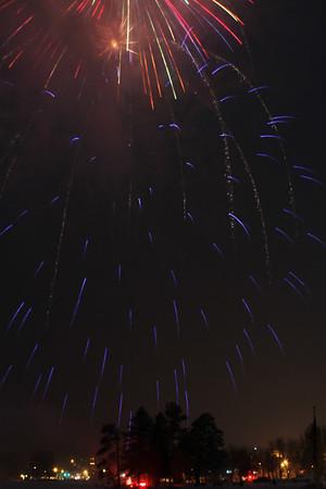 New Years '10 (Saranac Lake, NY)