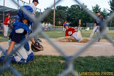 6/15 Little L Yankees vs Redsox  Championship Double Header.