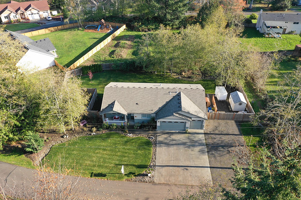 Joyce Shipley - Exteriors - 4719 Birch Tree Lane NW