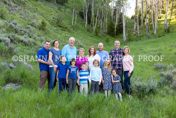 Watson Family - Wilderness Edge