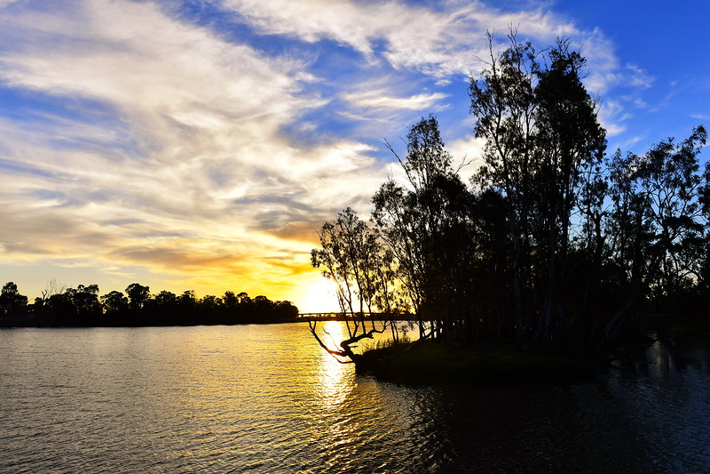 Berri Sunset
