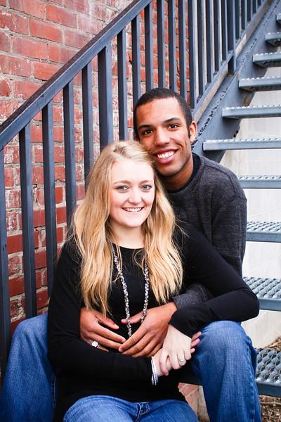 Bri & Marco  11 Dec. 2010