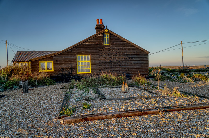 Derek Jarman's Prospect Cottage