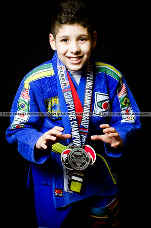 Elite MMA Baytown Student Picture Day - May 2012