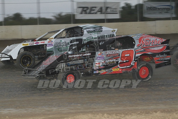 Modified Feature, Bmain and Redraw