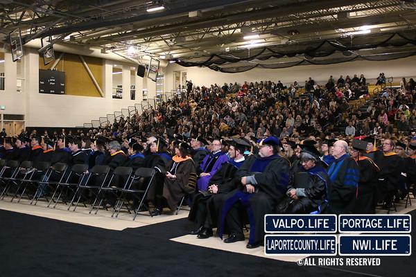 Purdue University Northwest - Westville Graduation 2016